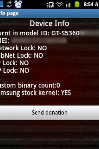 Galaxy Toolbox Screenshot