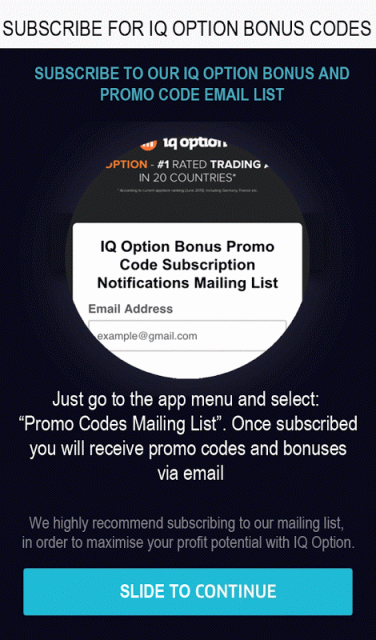 Iq option bonus terms englisch