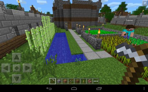Minecraft - Pocket Edition screenshot 4