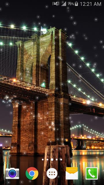 美国夜景动态壁纸截图7
