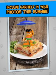 Talking Garfield Free screenshot 4