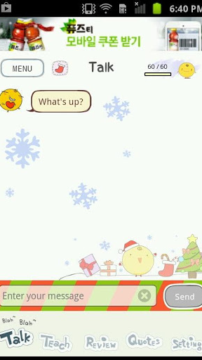 SimSimi screenshot 5