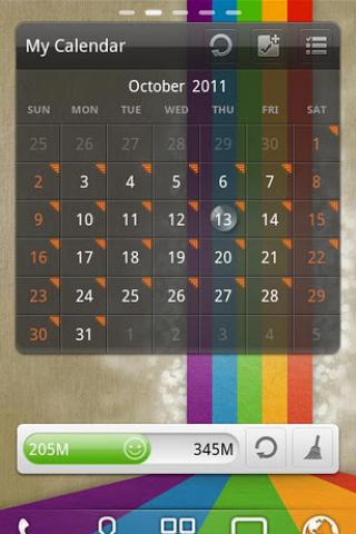GO Launcher EX screenshot 1