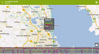 Endomondo Screenshot