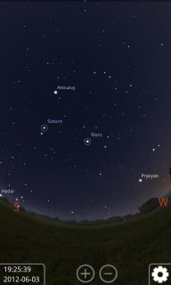 Stellarium Mobile Sky Map screenshot 18