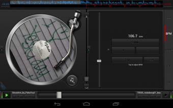DJ Studio 3 Screenshot