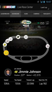 NASCAR MOBILE screenshot 15