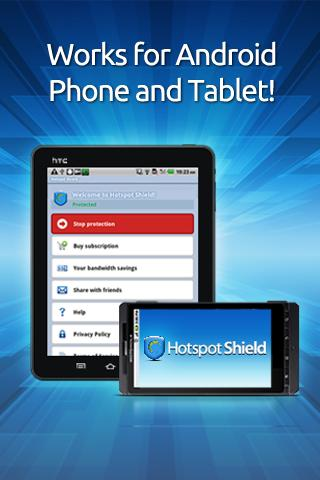 Hotspot Shield VPN screenshot 5