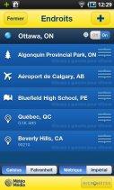 The Weather Network Screenshot
