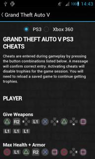 GTA Cheats - for all GTA games screenshot 8
