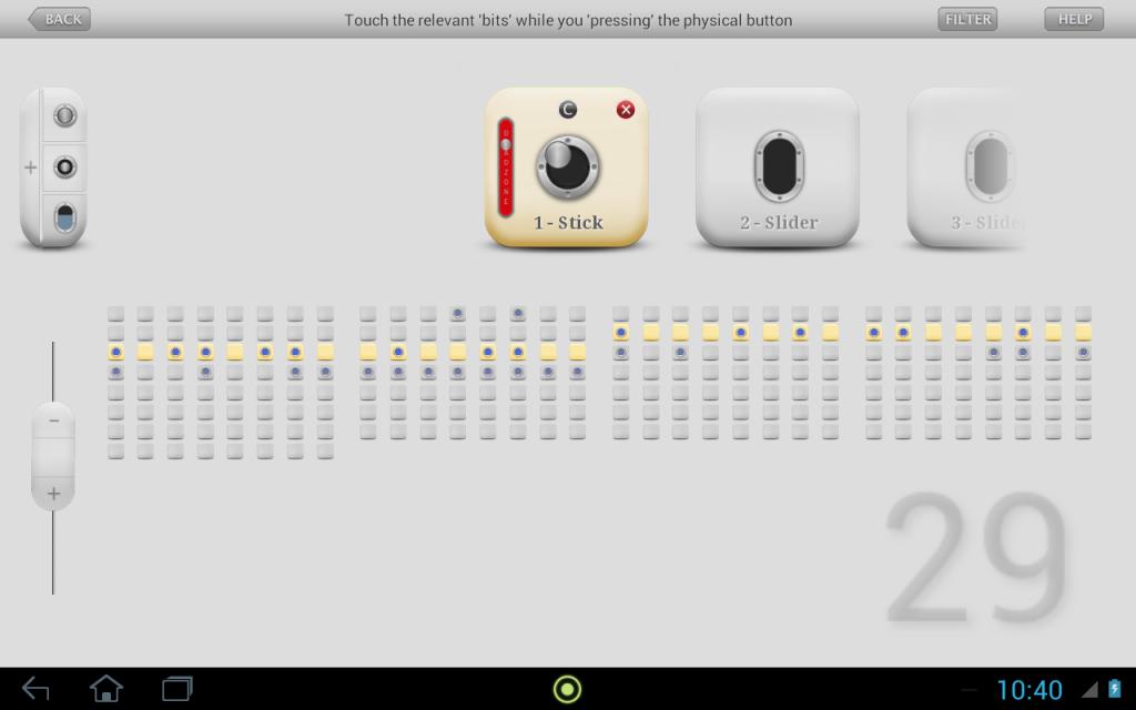 app compokeusbjoygold usb bt joystick center goldtrtr
