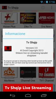 Tv Shqip Live - Albanian Tv screenshot 5
