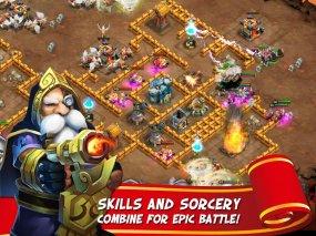 Castle Clash Screenshot