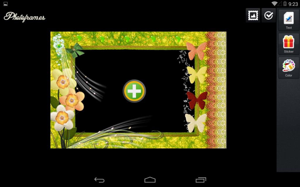 ppt 背景 背景图片 边框 模板 设计 相框 1024_640