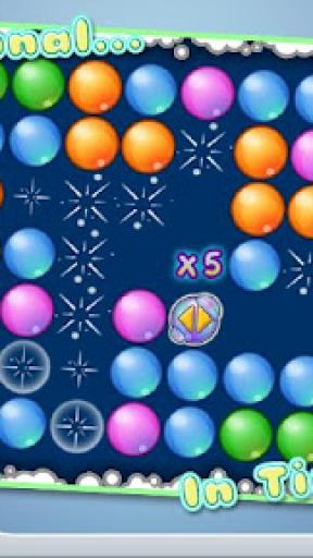 Aces Bubble Popper Screenshot