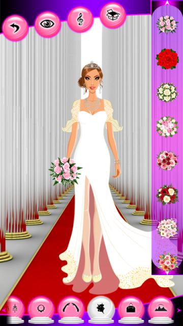 Wedding dress up games download apk for android aptoide for Dress up for wedding games