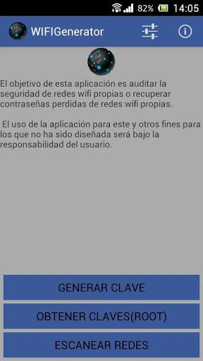 ObtenWIFI Screenshot