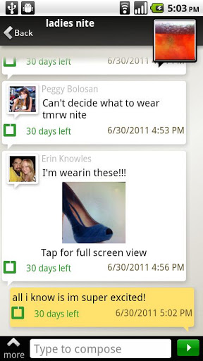 TigerText Free Private Texting screenshot 2
