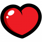 Bubble Blast Valentine Icon