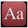 Antonym Dictionary Icon