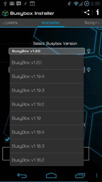 busybox apk for android aptoide