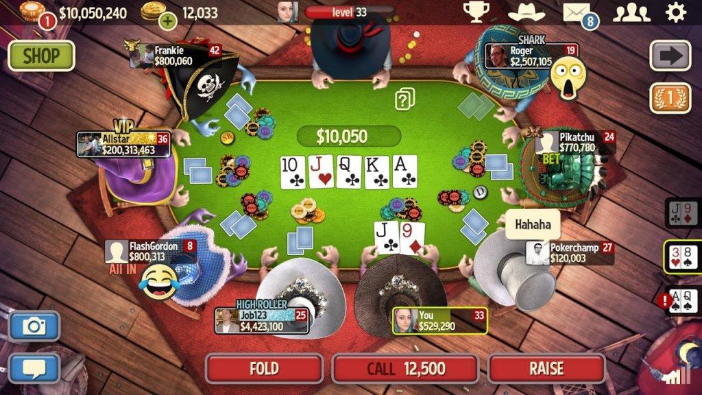 Онлайн Покер Для Андроид