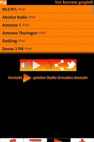 German Radio LIVE Screenshot