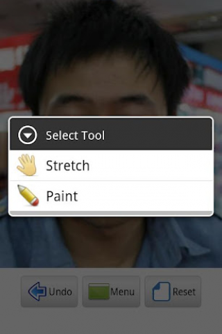 Stretch (Funny Photo Tool) screenshot 4