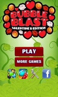 Bubble Blast Valentine screenshot 5