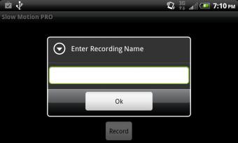 Slow Motion PRO Screenshot