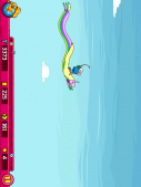 Super Jumping Finn Screenshot