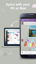 Viber : Free Calls & Messages Screenshot