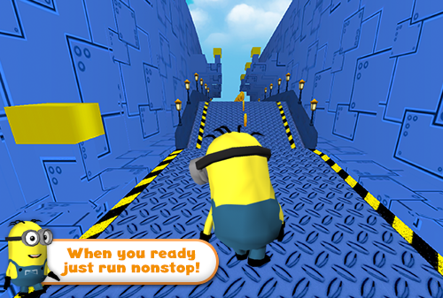 Minion run 3d download apk for android aptoide