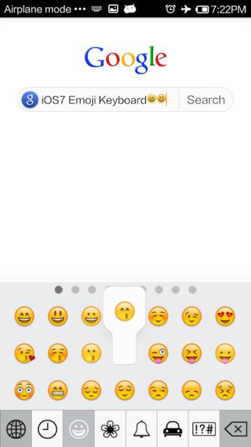 Ios клавиатура для Android - фото 10