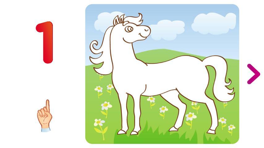 """数学和儿童的号码,将帮助您的孩子快速,轻松地学习如何数到10。 计数动物与孩子,记住,得出的数字,玩游戏。 全版本的应用程序,包含数字的发音,以及额外的教育游戏。 想收到有关应用程序的最新消息吗?订阅新闻组<a href=""""https://www.google.com/url?q=https://www."""