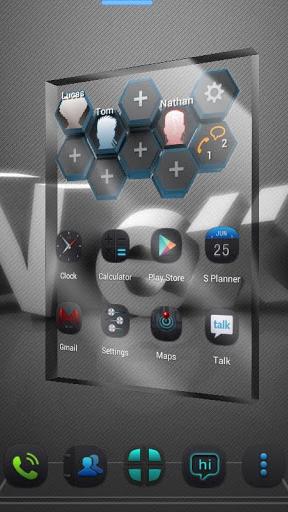 Next Contact Widget screenshot 3