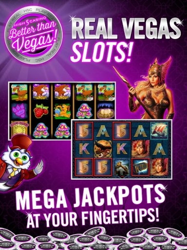 high 5 casino real slots apk