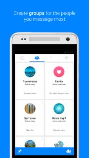 Facebook Messenger screenshot 2