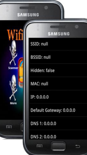 WiFi Hacker Powerful Screenshot
