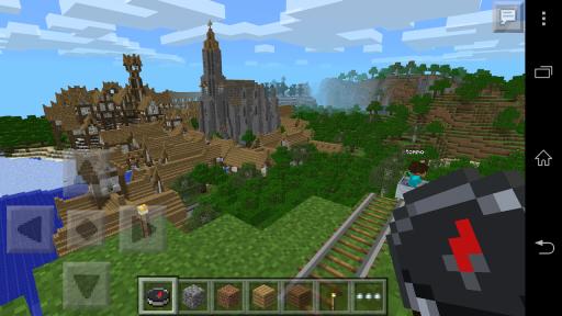 Minecraft - Pocket Edition screenshot 6