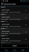 BusyBox Installer Screenshot