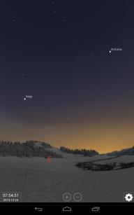Stellarium Mobile Sky Map screenshot 1