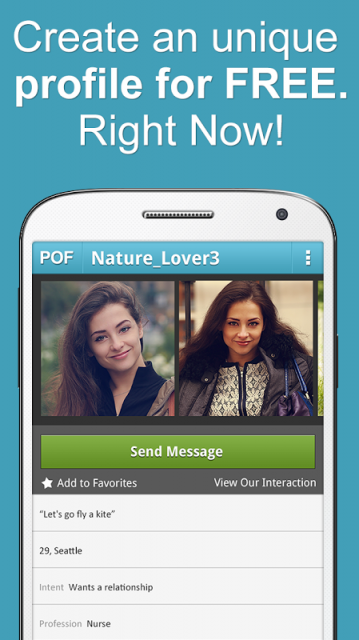 Dating sites with free messaging