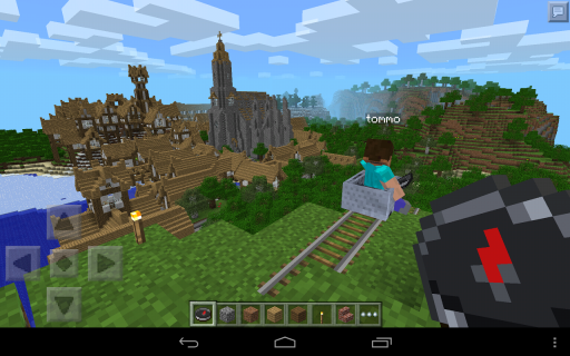 Minecraft - Pocket Edition screenshot 2