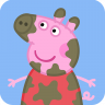Peppa Pig - Happy Mrs Chicken Icon