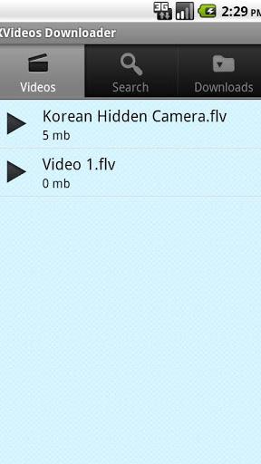 XVideos Downloader screenshot 3