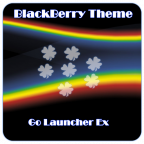 BlackBerry Theme Go LauncherEX Icon