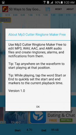 mp3 cutter and ringtone maker software download free