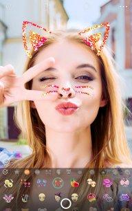 B612 - Kamera selfie terbaik screenshot 5