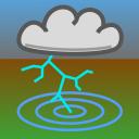 Blitzortung Lightning Monitor